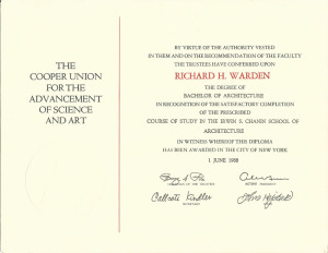 Cooper Union Degree Reduced Size